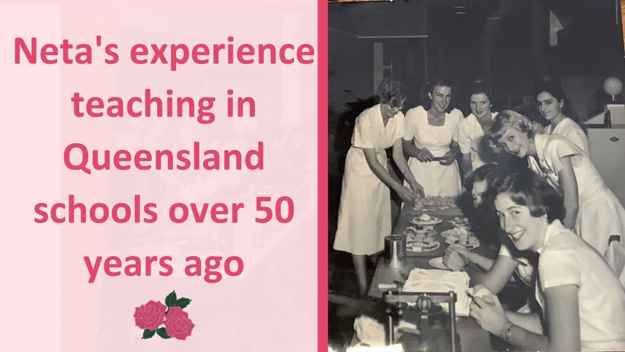 Neta's experience as a teacher for 30 years!