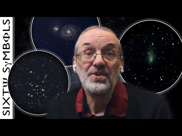 The (Professional) Backyard Astronomer - Sixty Symbols