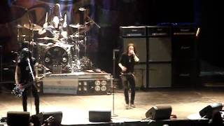 Slash in Buenos Aires, April 10th, 2011 - BACK FROM CALI (featuring Myles Kennedy)