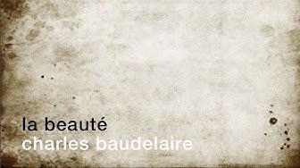 La minute de poésie : La beauté [Charles Baudelaire]
