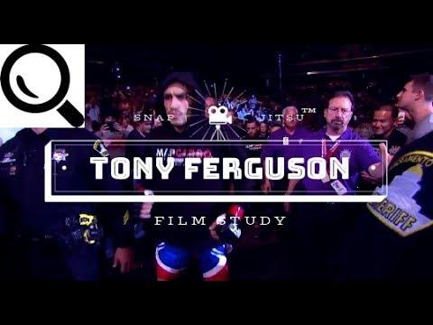 SnapJitsu™ - A Tony Ferguson Film Study