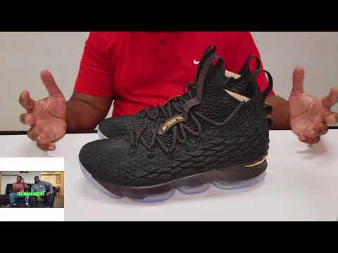 Lebron 15 review