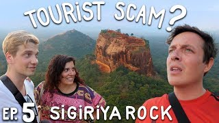 Sri Lanka Travel Advice | Sigiriya HONEST Review | Travel Sri Lanka on $1000