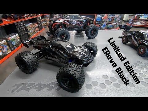 Tour Of The Traxxas RC Retail Store RC Cars