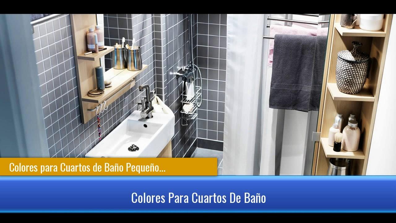 Tienes un baño pequeño?→Colores para Cuartos de Baño Pequeños - YouTube