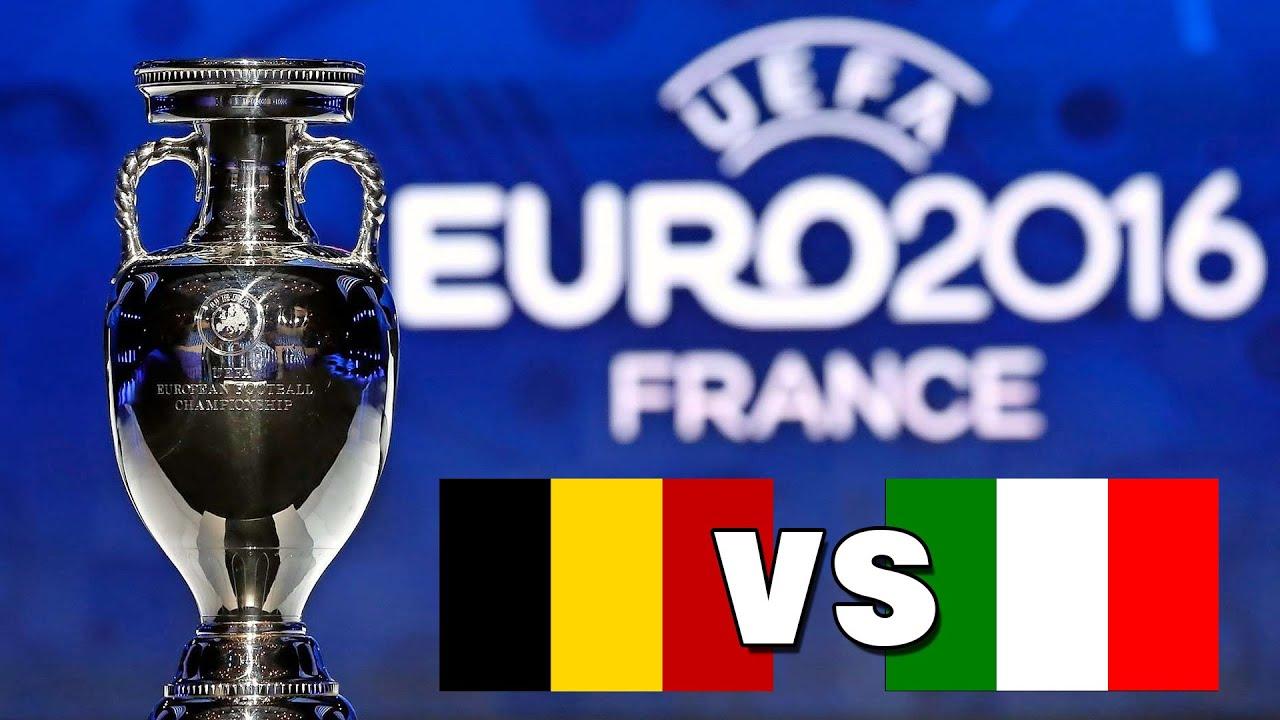 Em Tipp Belgien Italien