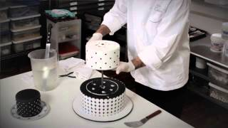 Ron Ben-Israel Cutting & Serving a Wedding Cake