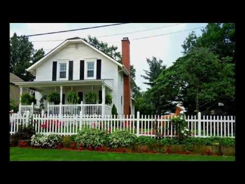 Деревянные заборы и ограждения для дома: 50 возможных защитных конструкций