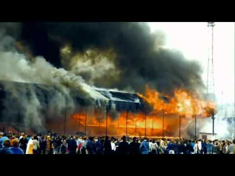 Fußball Katastrophen
