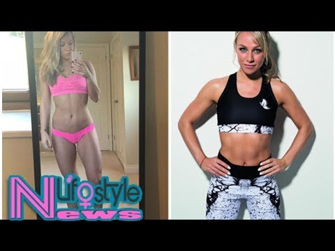The jump star chloe madeley reveals her workout secrets to help you tone up