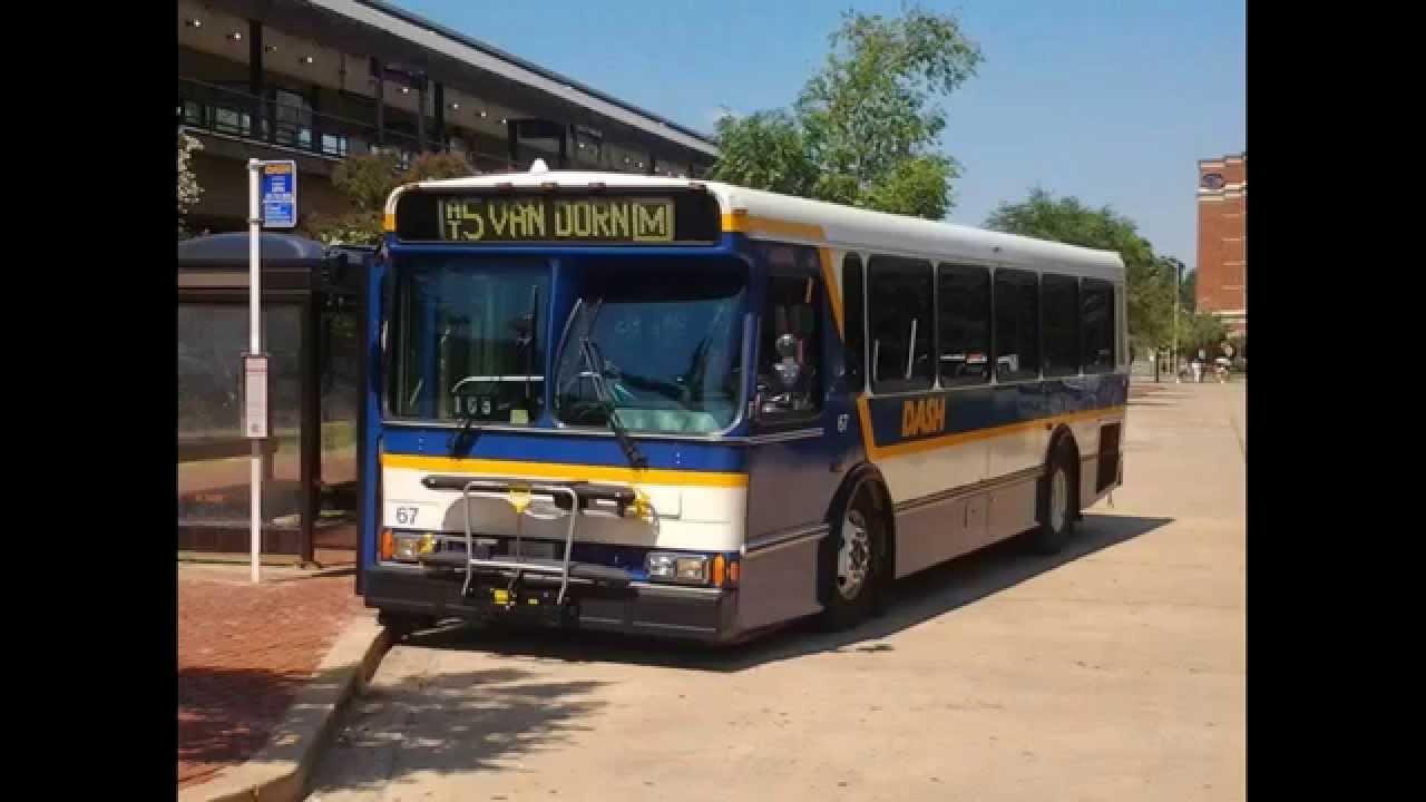 2000 alexandria dash orion 05,501 v diesel #67 on route at5 to van