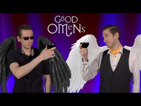 Good Omens, A Book Review And Adaptation Predictions By Dominic Noble