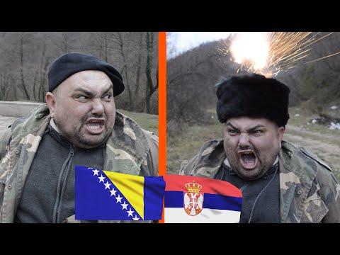 Bosanac VS Srbin