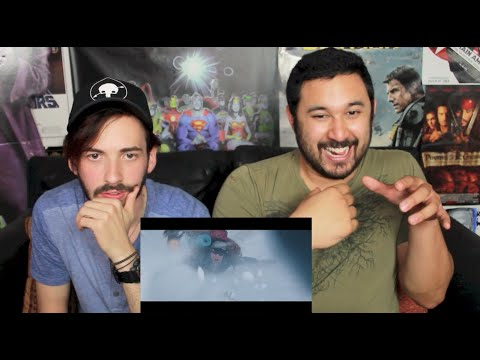 EVEREST OFFICIAL TRAILER #1 REACTION & REVIEW!!!