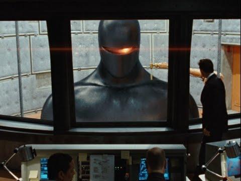 The Day the Earth Stood Still: Robot Attack Scene Clip HD