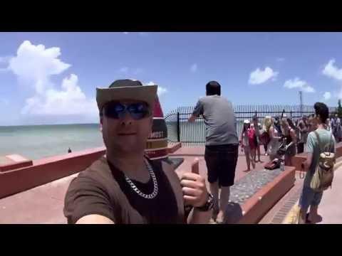 KEY WEST FLORIDA, DO LADO DE CUBA E O SABONETE QUE CAIU NA RUA!! + IMIGRAÇÃO NAS ILHAS.