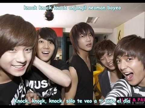 FT island - U 'Five treasure box' (Sub español + Romanizacion)