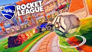ROCKET LEAGUE | Hike Is Bubblicious!! EPIC 3v3 OVERTIME ACTION!! Rocket League Funny Moments