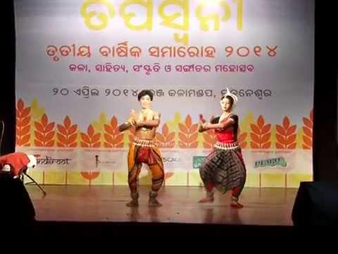 Odishi performance in Tapaswini