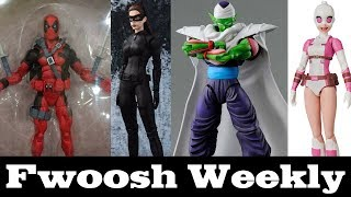 Weekly! Deadpool Legends, Dragon Ball Z Piccolo, MAFEX Gwenpool, Figuarts, Mezco, and More!