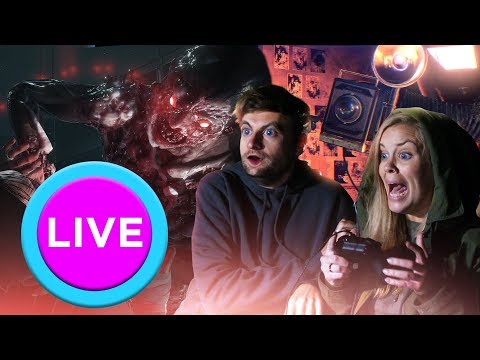 Scream Stream: The Evil Within 2 | Twitch Livestream | screenPLAY