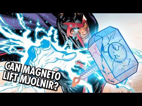 Is Magneto Worthy of Mjolnir?!