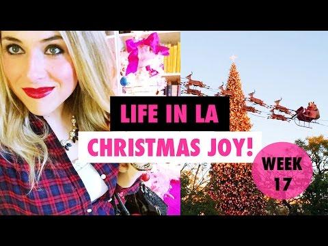 Life in Los Angeles Week #17 - Christmas Joy!