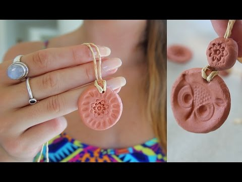 Natural Perfume Necklace