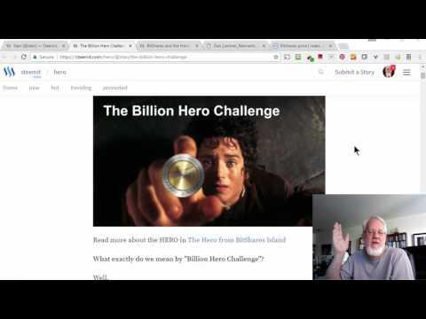 MarketHero Bitshares Intro