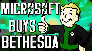 Bethesda to Join Team Xbox After HUGE Microsoft Purchase | Review, Thoughts & Speculation