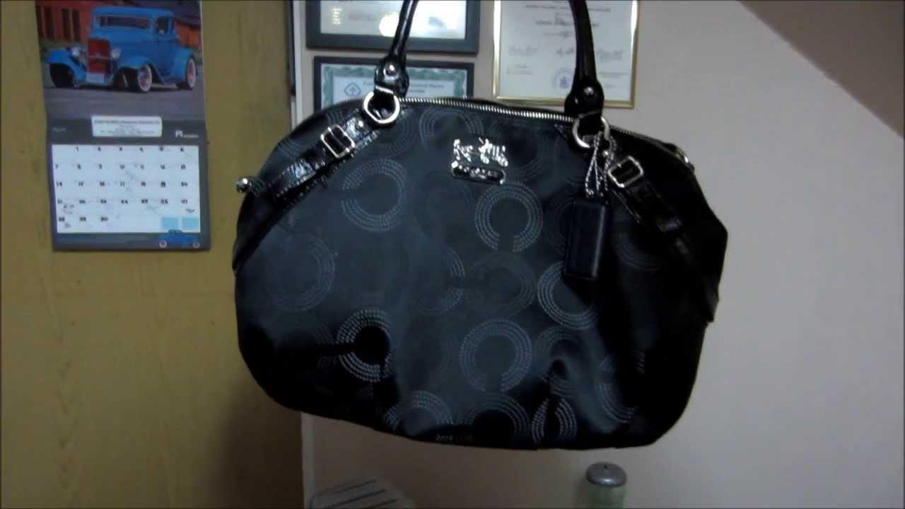 Madison Sophia Coach Bag