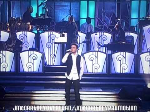 Jesse McCartney Performing