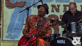 "Walter ""Wolfman"" Washington - Full Set - Crescent City Blues & BBQ Festival (2018)"