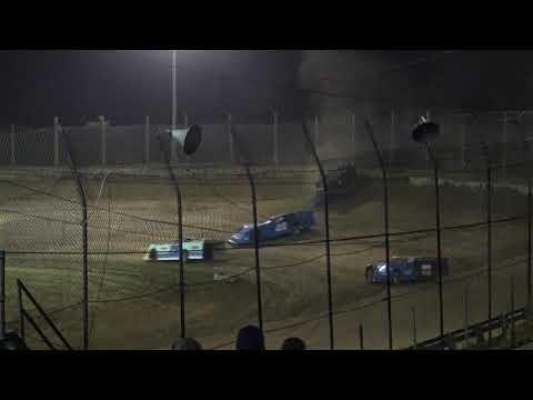 Moler Raceway Park | 8/24/18 | Ike Moler Memorial | Austin Burns
