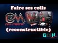"""Comment Faire Ses Coils (Reconstructible """"Avec Coil Master"""")"""