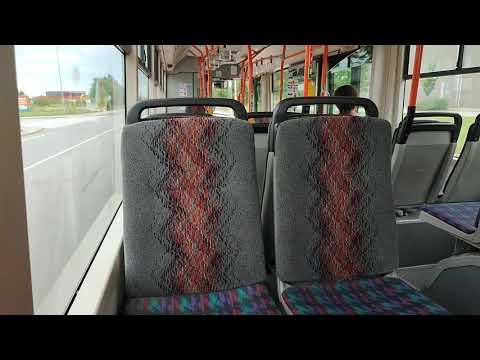 Jízda autobusem Irisbus