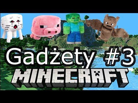 Gadżety Minecraft Odcinek #3