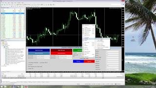 Quantina Intelligence Forex News System Installation with Panel
