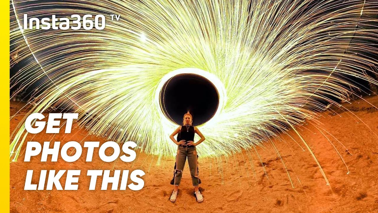 3 Easy Light Painting Photography Ideas To Try At Home Youtube