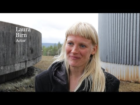 The Last Ones  Second  with Laura Birn Finnish actor