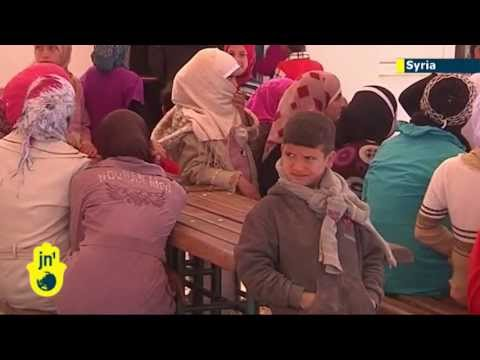 Syrian Civil War humanitarian crisis: UNHCR says Syrian refugees now total over 1.5 million