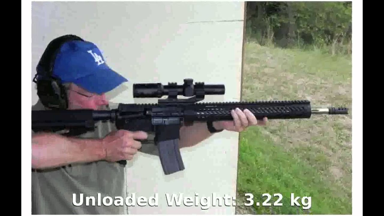 rust how to get semi automatic rifle