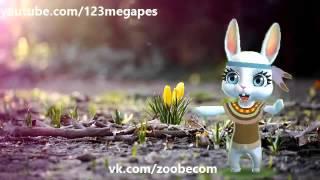 Zoobe Зайка Чумачечая весна