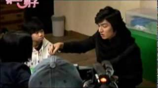 7 4 09 ng behind the scenes boys over flowers making tv special