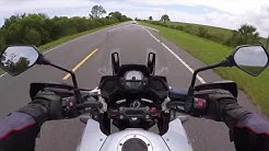 Motorcycle Ride to Jekyll Island, Georgia from Jacksonville, Florida.