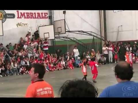 77 FC vs. Bernardino Rivadavia. Final Challenger 2012.