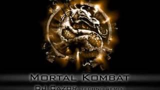 Repeat youtube video DJ Cazor - Mortal Kombat (Techno Remix)