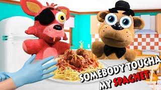 FNAF Plush – Somebody Toucha my Spaghet!!!!