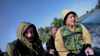 Подводная охота. Курская область река Сейм. Убтная турбаза, организация и обучение подводной охоте.