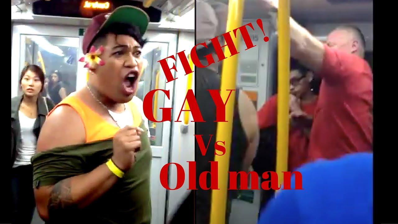 Gay Guy Fight 41